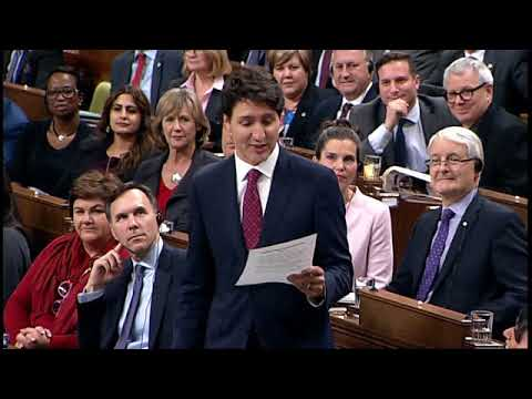 Poilievre and Trudeau's exchange during question period