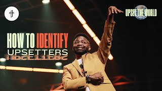 How To Identify Upsetters // Upset The World (Part 2) Tim Ross