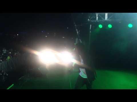 Junior De Rocka & Kwesta - UFUNAN Performance at Youth Hip Hop Fest (Durban)