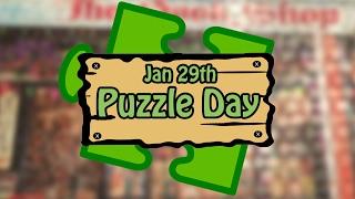 Festivity 365 - January 29th - Puzzle Day
