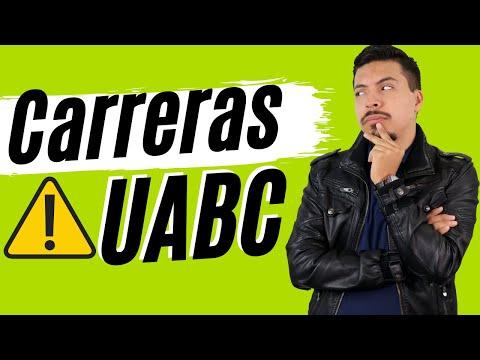 Carreras UABC: 😮❗ Te Digo Las Carreras Más Difíciles De Quedar En La UABC Y Puntos Necesarios