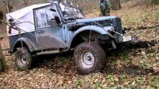ГАЗ 69 & ЛУАЗ Добротвір