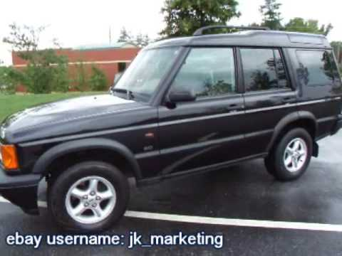 cash for clunkers survivor 2 2001 land rover discovery for sale youtube. Black Bedroom Furniture Sets. Home Design Ideas