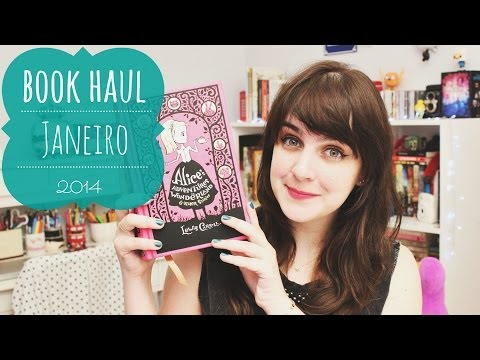 Book Haul: Janeiro 2014