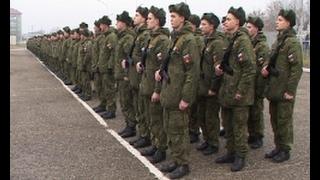 200 контрактников славянской воинской части вернулись из Сирии