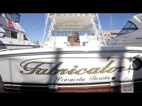 Gulf Coast Yacht Group- 2006 Albemarle 410 Express- Fabricator