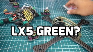 GepRC LX5 Green // Overview
