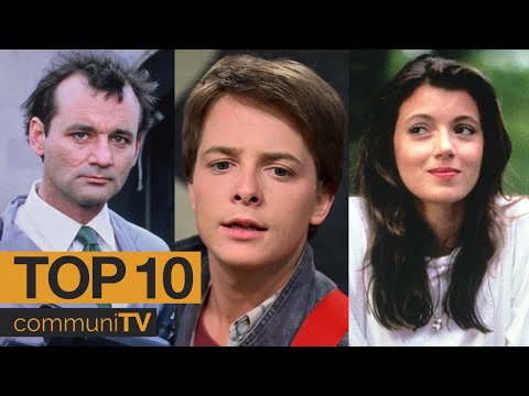Top 10 Comedy Movies of the 80s