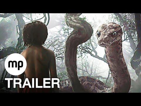 THE JUNGLE BOOK Trailer German Deutsch (2016) Disneys Dschungelbuch