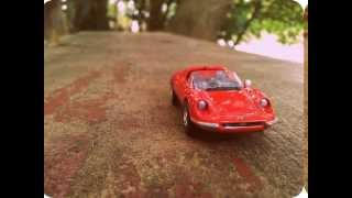 2014 Hot Wheels Retro Entertaintment Series Batch-B Ferrari Dino 246 GTS