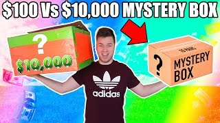 Video $100 VS $10,000 EBAY MYSTERY BOX CHALLENGE UNBOXING!! 📦⁉️Bitcoin, Toys & More!! download MP3, 3GP, MP4, WEBM, AVI, FLV April 2018