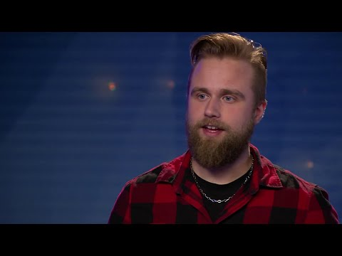 Oliver Holmgren - Simple Man av Lynyrd Skynyrd (hela audition 2018) - Idol Sverige (TV4)