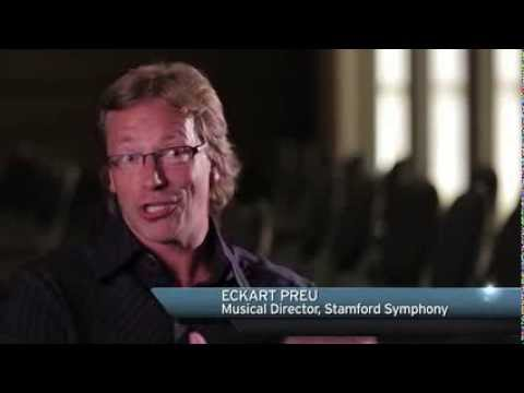 Eckart Preu discusses the Stamford Symphony's February concert at the Palace Theatre.
