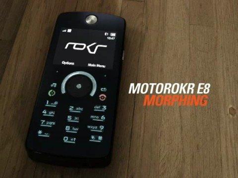 MotoRokr E8