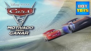 Cars 3: Motivado Para Ganar #2 (PS4 PS3 Nintendo Switch Wii U Xbox 360 Xbox One)
