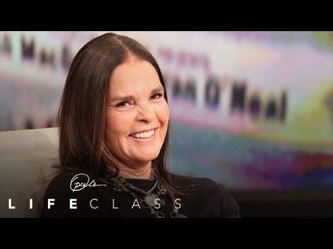 Ali MacGraw Embraces Her Age  Oprah's Lifeclass  Oprah Winfrey Network