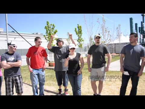 Server Technology Team Building Reno