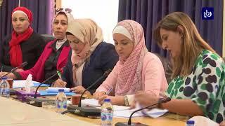 """""""المرأة النيابية"""" تطلع على عمل مديرية الشؤون النسائية بالأوقاف - (24-4-2018)"""