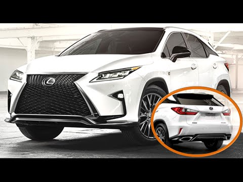 TOYOTA Lexus RX350 2016 Unbox in Cambodia-Thailand [new cars & used car for sale] - YouTube