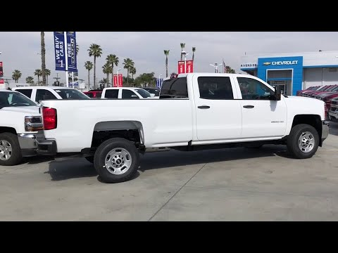 2019 Chevrolet Silverado 2500HD Fontana, Redlands, Ontario, Moreno Valley, San Bernardino, Riverside