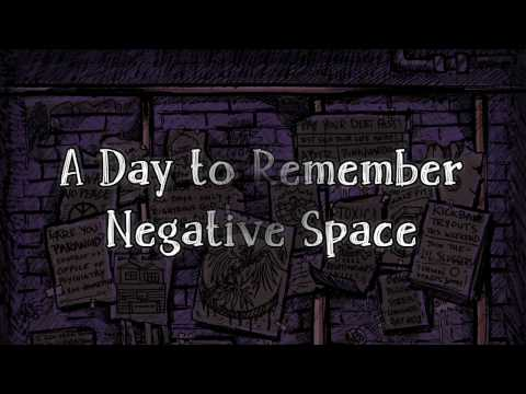 A Day to Remember - Negative Space [Lyrics]