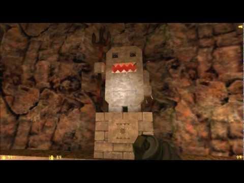 Hazardous Course 2 All Secrets (Part 1) (Half-life Mod)