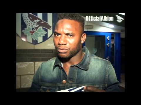 Stephane Sessegnon signs for Albion