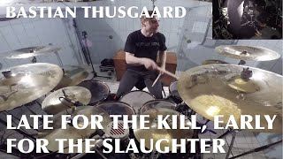 """Bastian Thusgaard - Soilwork - """"Late for the Kill, Early for the Slaughter"""""""