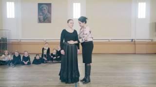 Урок вокала с Марией Ивановой