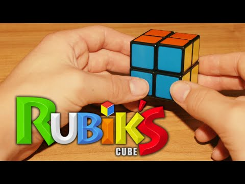 How To Solve A 2x2 Rubik's Cube | VERY EASY TAKES UNDER A MINUTE | HD 1080p