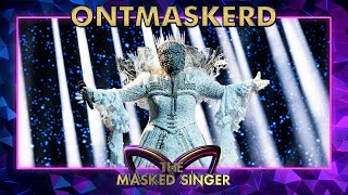 ONTMASKERD: Wie is Koningin echt?   The Masked Singer   VTM