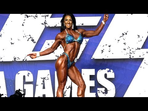 ⭐️ Danielle Rose in 1st Callout making a strong push to get to Olympia stage || 4K