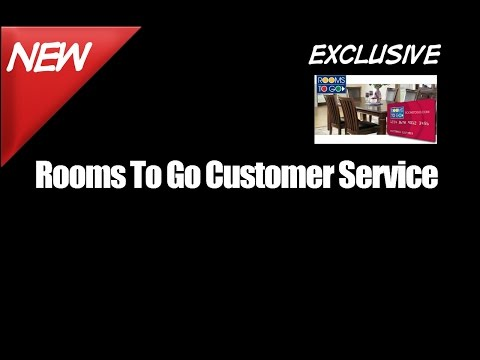 Rooms To Go Customer Service