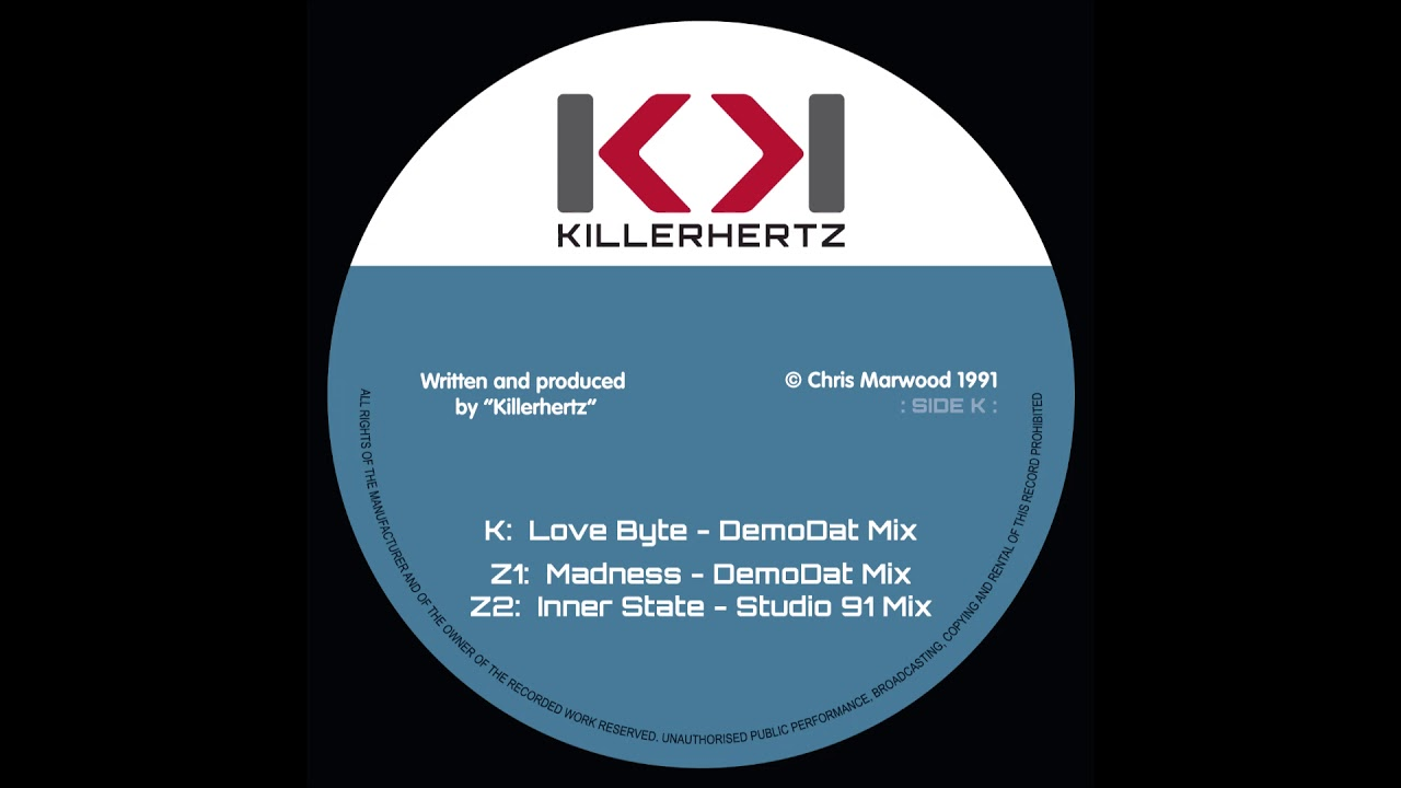 killerhertz 1991 - Unreleased (Remastered) #1