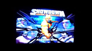 Showdown Legends Of Wrestling