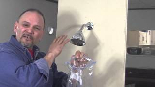 Tip Time #14 - Unclog A Shower Head - South Jersey Remodeling Contractor Renovator David Padua