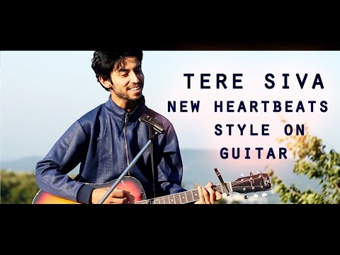TERE SIVA | DARSHAN RAVAL | HEARTBEATS ON GUTAR | UNPLUGGED COVER BY AMAAN SHAH