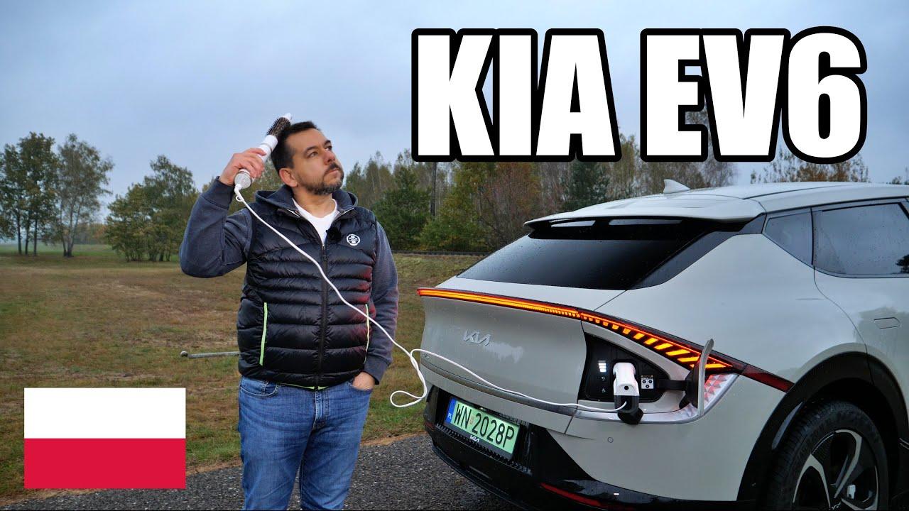 KIA EV6 - to czy Enyaq? (PL) - test i jazda próbna