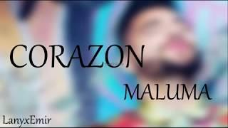 CORAZON-Maluma(Single oficial)(Video Lirics)