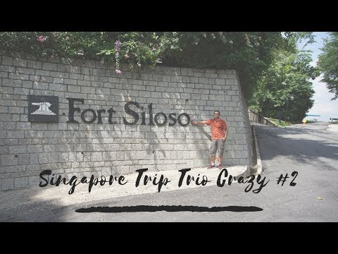 Explore Fort Siloso | SINGAPORE TRIP #2