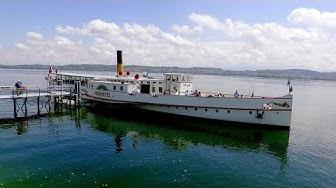 Navigation sur les Lacs de Neuchâtel et Morat