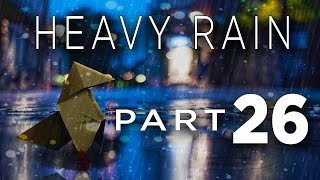 Heavy Rain - Walkthrough Part 26 [Chapter 41: Fish Tank] Gameplay Commentary [PS4]