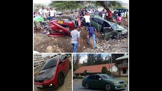 Bodies of 3 Kenyans who died in Arusha car racing accident brought back