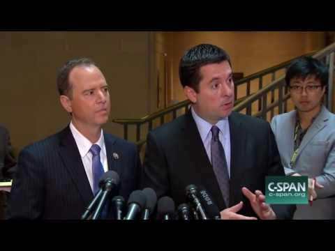 Adam Schiff & Devin Nunes   Russian Election Interference Investigation