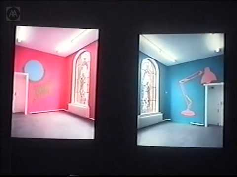 Michael Craig-Martin - Work With Architects