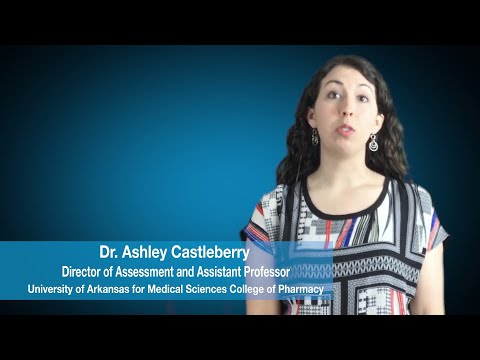 Ashley Castleberry University of Arkansas for Medical Sciences College of Pharmacy - Testimonial