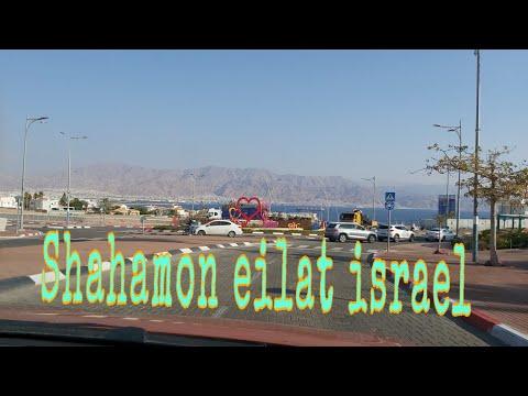 Road Trip In Shacamon, Eilat Israel