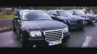 "Chrysler 300C Tuning HEMI SRT8 24"" Rims Grip Cutout BadLook V8-Devils.com Mannheim"