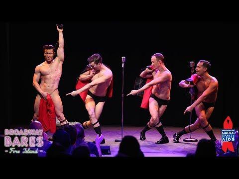 Broadway Bares Fire Island 2017