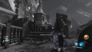 PS4 Call of duty  -  zombies w kyle and polioM